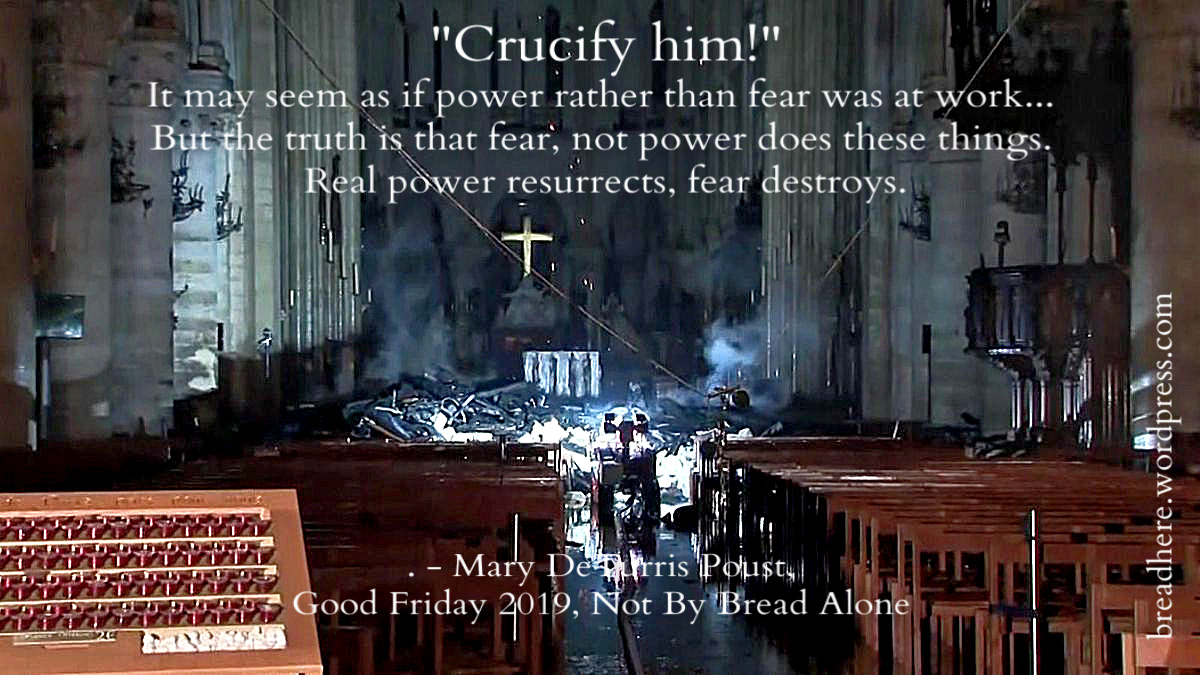 EDIT MDTP Good Friday notre dame fire